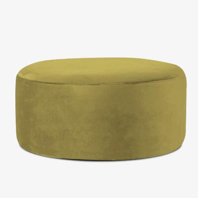 Diameter 60cm Fashion Stools & Ottomans Shoes Clothing Shop Sofa Circular Shops Rest Tea Tables Sofa Large Pedals 6 Colors