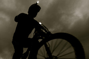5 things to do when riding in dark and wet