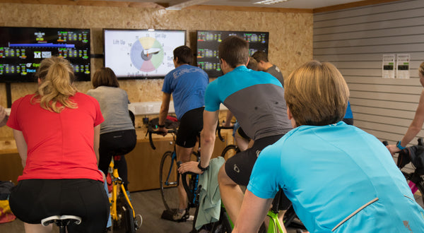6 good reasons to cycle indoors with us this winter
