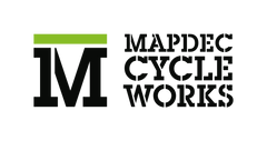 Mapdec Cycle Works Logo