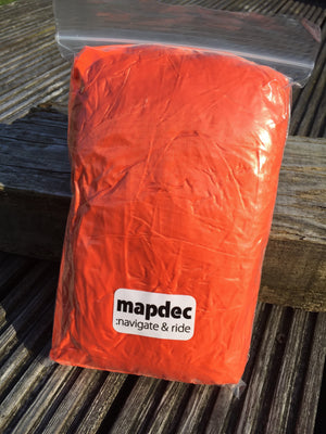 Mapdec - L.E.S.S (Lightweight Emergency Survival Shelter) - Mapdec Cycle Works