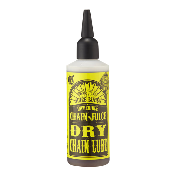Juice Lubes - Dry- Dry Conditions Chain Oil - Mapdec Cycle Works