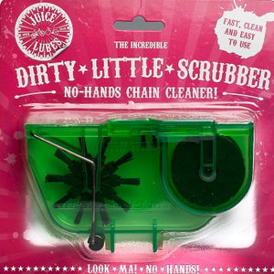 Juice Lubes - The Dirty Little Scrubber- Chain Cleaning Tool - Mapdec Cycle Works