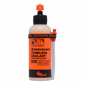 Orange Seal - Endurance Tubeless Sealant with Injector - 2 Sizes - Mapdec Cycle Works