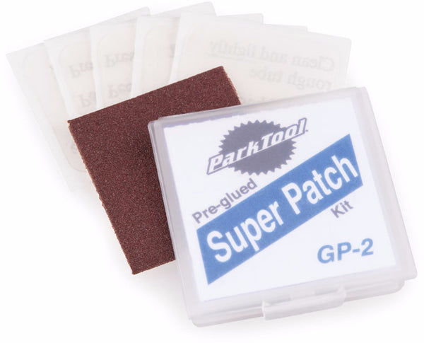 Park Tool - GP-2 Super Patch Kit - Mapdec Cycle Works