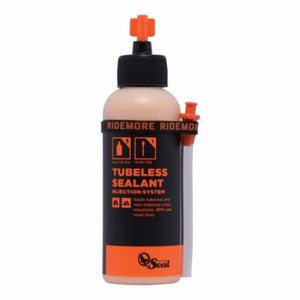 Orange Seal - Tubeless Sealant with Injector - 2 Sizes - Mapdec Cycle Works