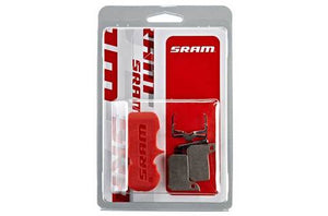 SRAM/Avid Elixir Disc Brake Pads - Scintered - Mapdec Cycle Works