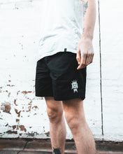 Load image into Gallery viewer, Glyph Beach Shorts - Black