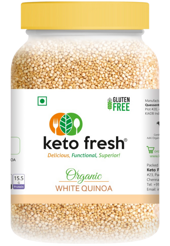 KetoFresh Quinoa