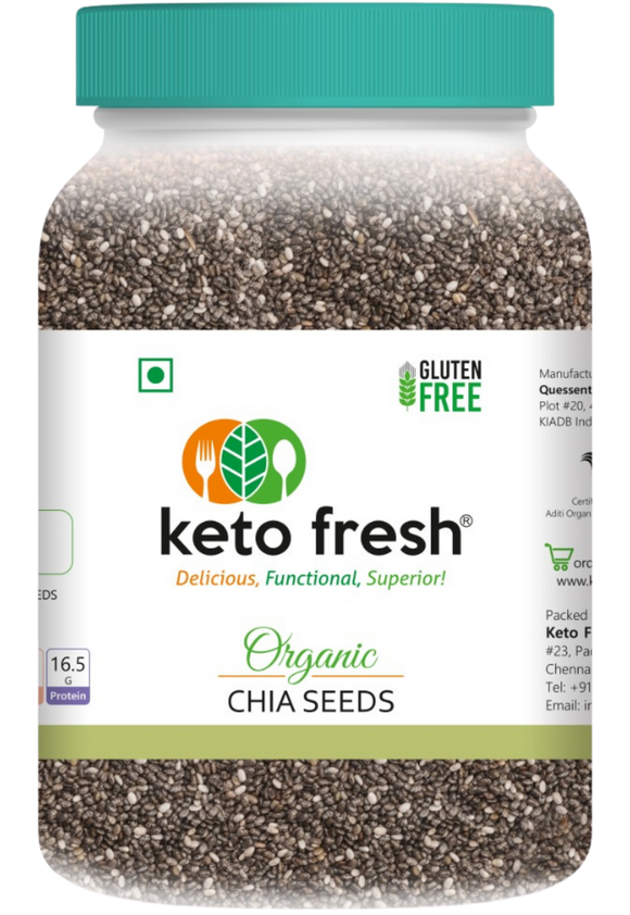 KetoFresh Chia Seeds