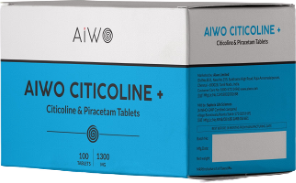 Citicoline + Piracetam