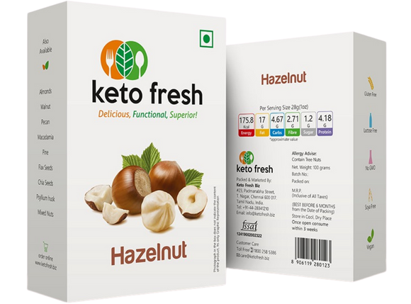 KetoFresh Hazelnut