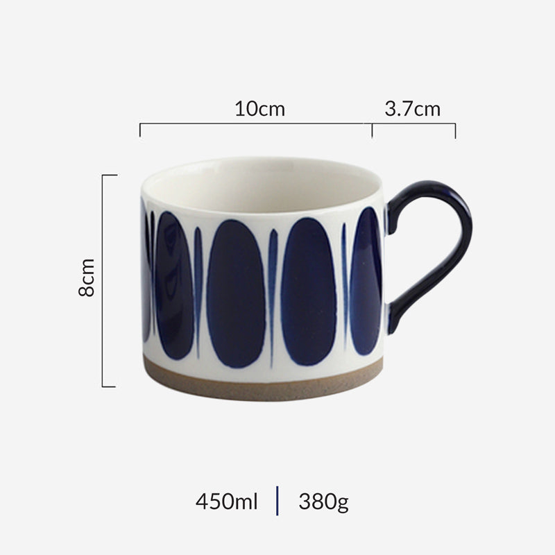 Abstract - 450ml Cereal Cup