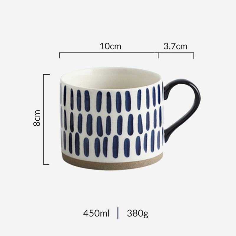 Strokes - 450ml Cereal Cup