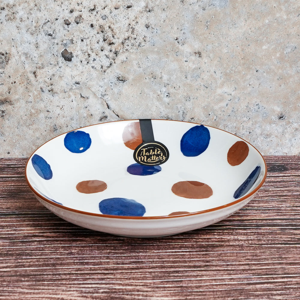 Pebbles - 7 inch Coupe Plate