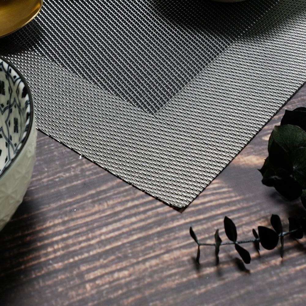 Rectangle Placemat - Woven (Dim: 45 x 30cm)