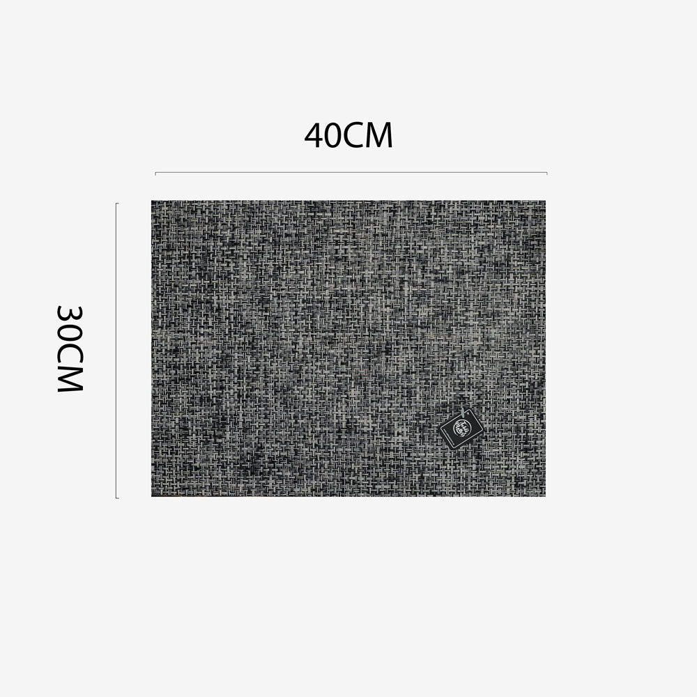 Rectangle Placemat - Woven (Dim: 40 x 30cm)