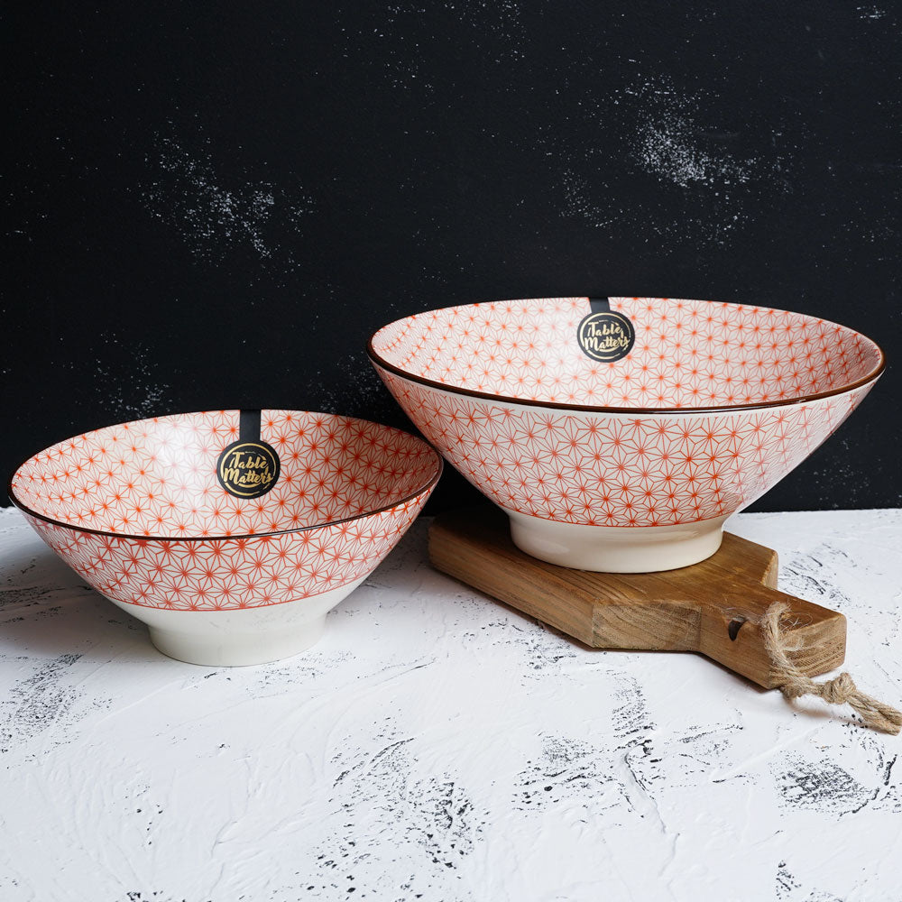 Starry Red - Ramen Bowl