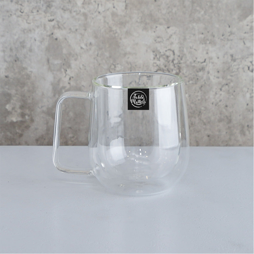 TAIKYU Double Wall Drinking Mug - 250ml