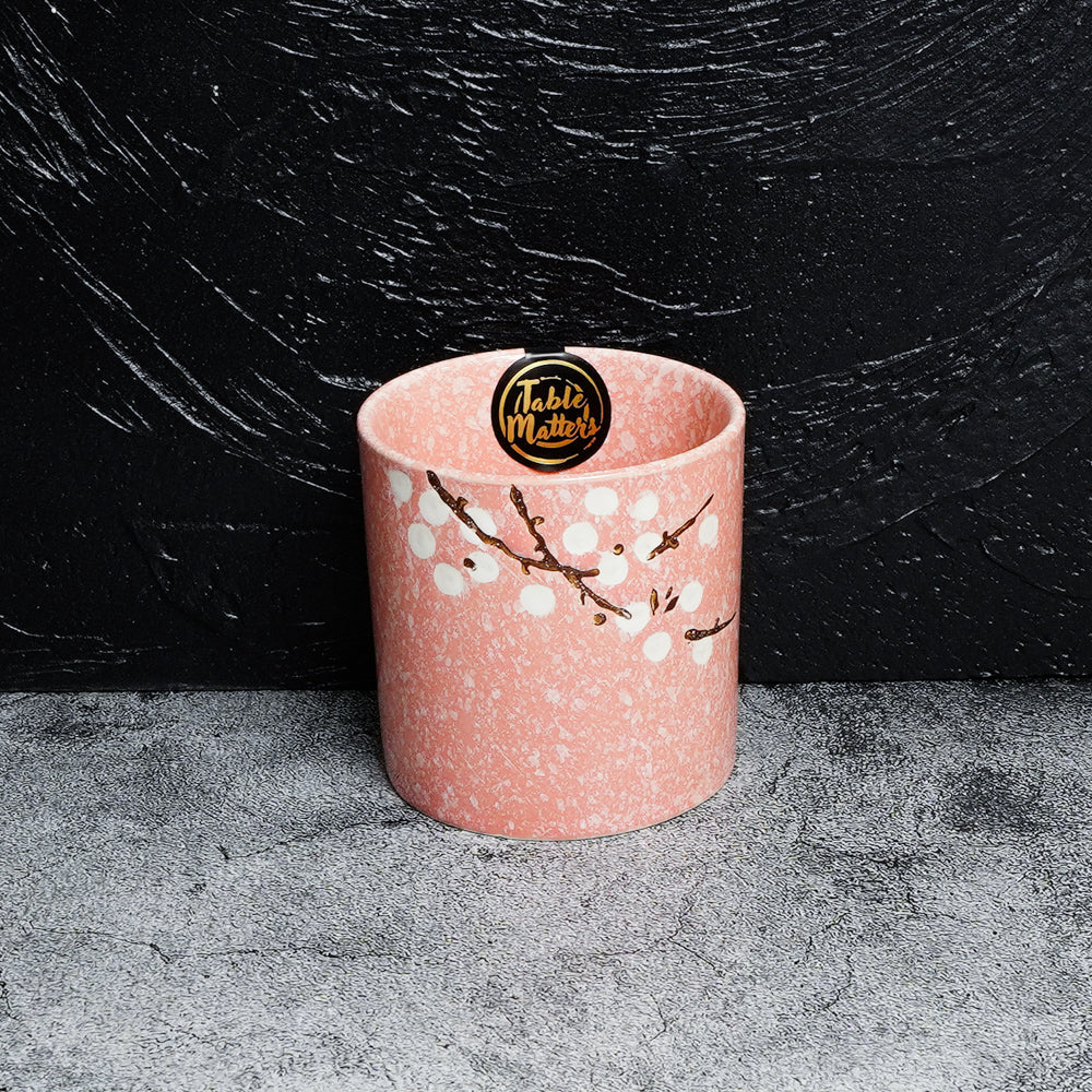 Tokkuri Pink - Sake Bottle Warmer