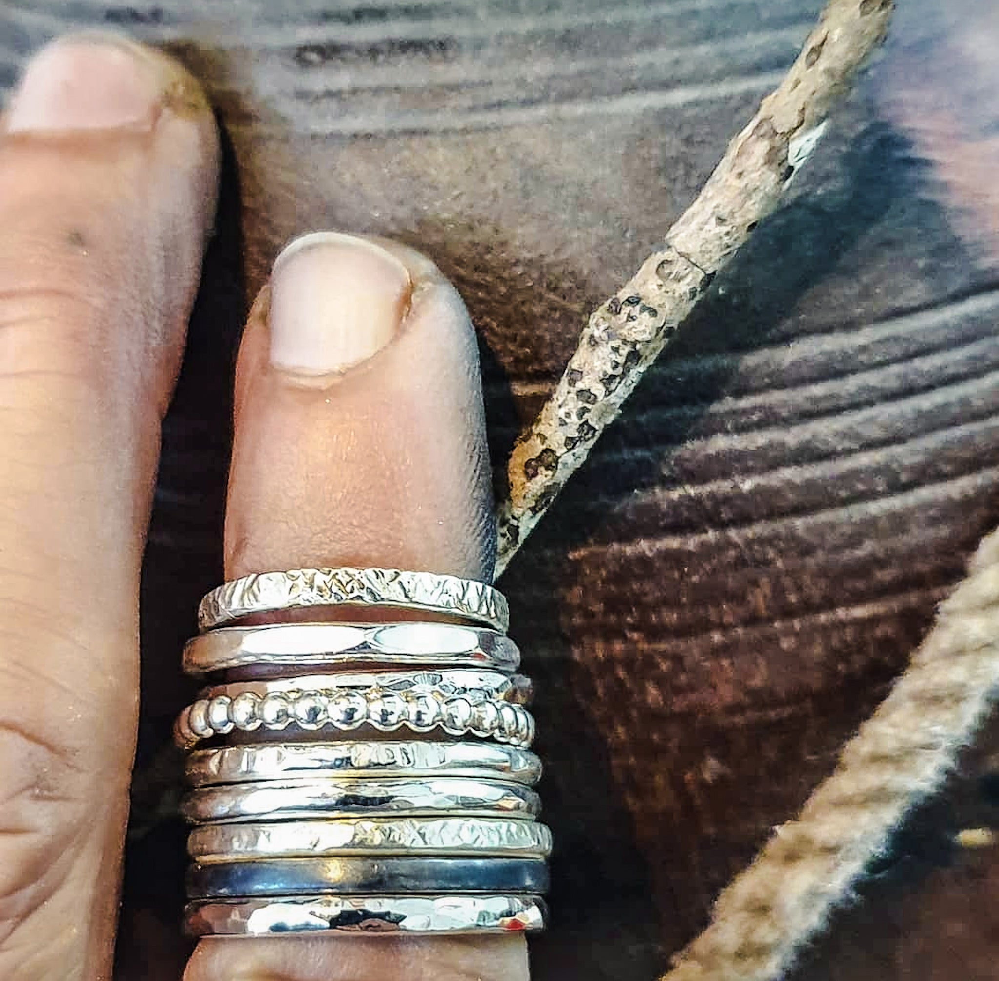 Introduction to Silversmithing - JAN 9th