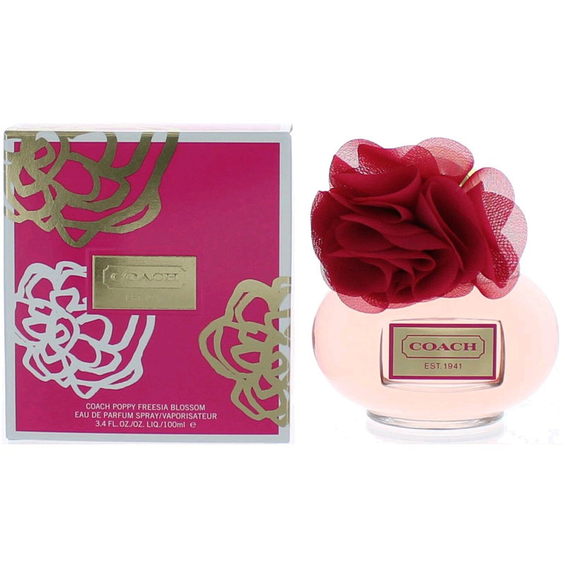 COACH - Coach Poppy Blossom para mujer / 100 ml Eau De Parfum Spray