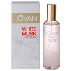 Jovan White Musk para mujer / 96 ml Cologne Spray