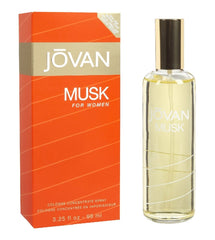 JOVAN - Jovan Musk para mujer / 96 ml Cologne Spray