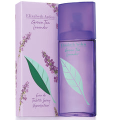 ELIZABETH ARDEN - Green Tea Lavender para mujer / 100 ml Eau De Toilette Spray