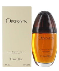 CALVIN KLEIN - Obsession para mujer / 100 ml Eau De Parfum Spray