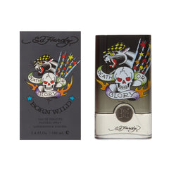 CHRISTIAN AUDIGIER - Ed Hardy Born Wild para hombre / 100 ml Eau De Toilette Spray