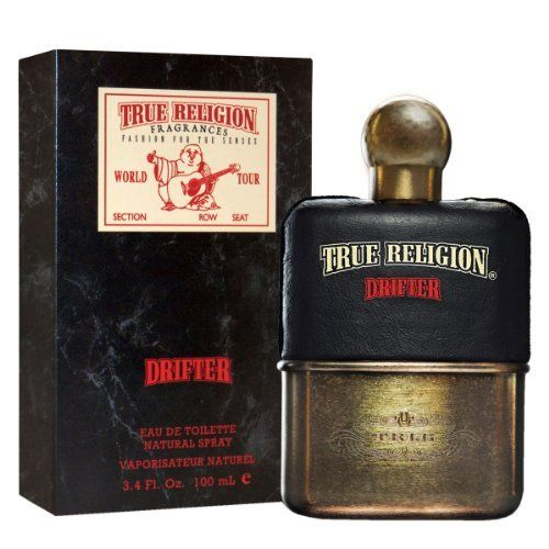 CHRISTIAN AUDIGIER - True Religion Drifter para hombre / 100 ml Eau De Toilette Spray