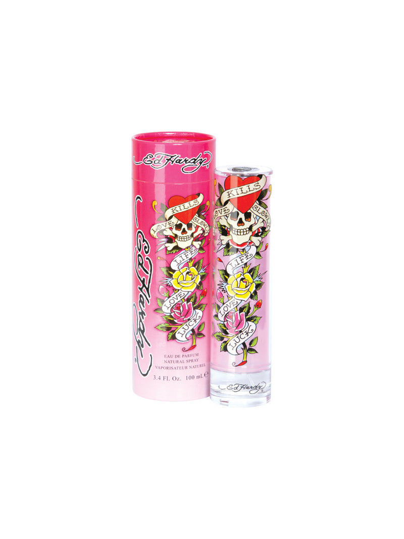 CHRISTIAN AUDIGIER - Ed Hardy para mujer / 100 ml Eau De Parfum Spray