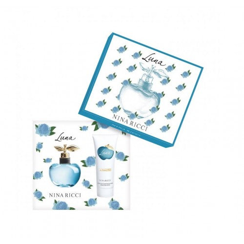 NINA RICCI - Luna para mujer / SET - 80 ml Eau De Toilette Spray + 1 Regalo