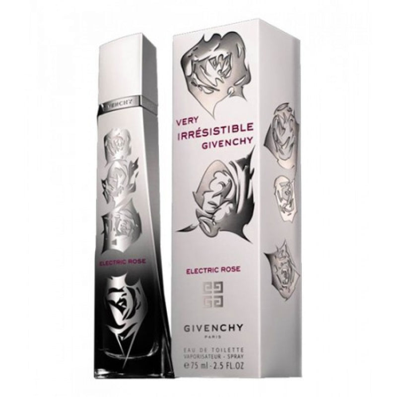 GIVENCHY - Very Irrésistible Electric Rose para mujer / 75 ml Eau De Toilette Spray