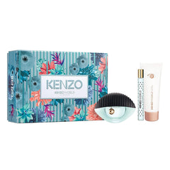 Kenzo World para mujer / SET - 75 ml Eau De Parfum Spray