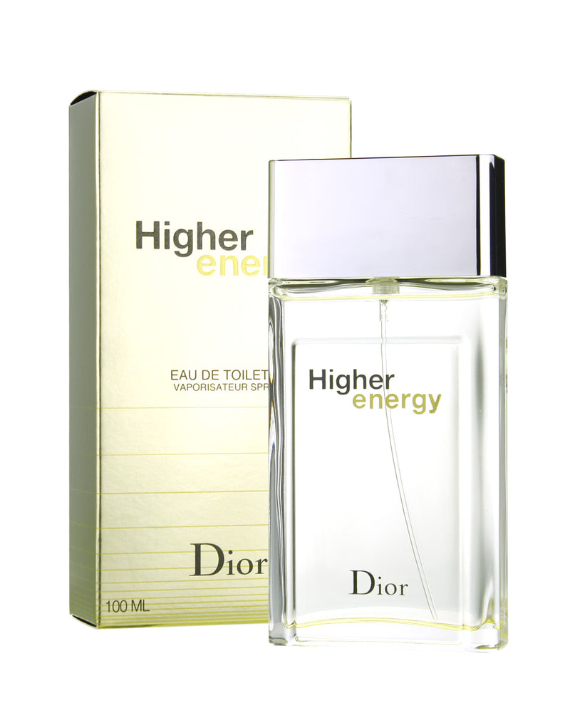 CHRISTIAN DIOR - Higher Energy para hombre / 100 ml Eau De Toilette Spray
