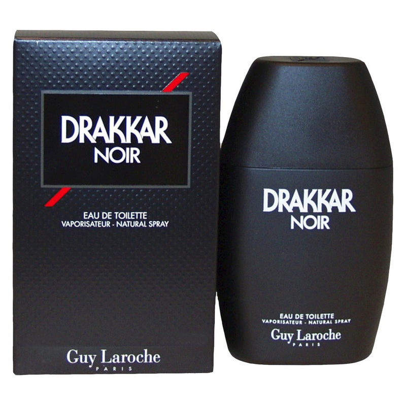 GUY LAROCHE - Drakkar Noir para hombre / 100 ml Eau De Toilette Spray