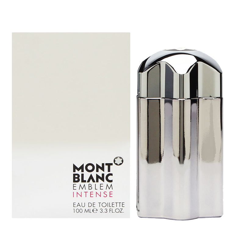 MONTBLANC - Emblem Intense para hombre / 100 ml Eau De Toilette Spray