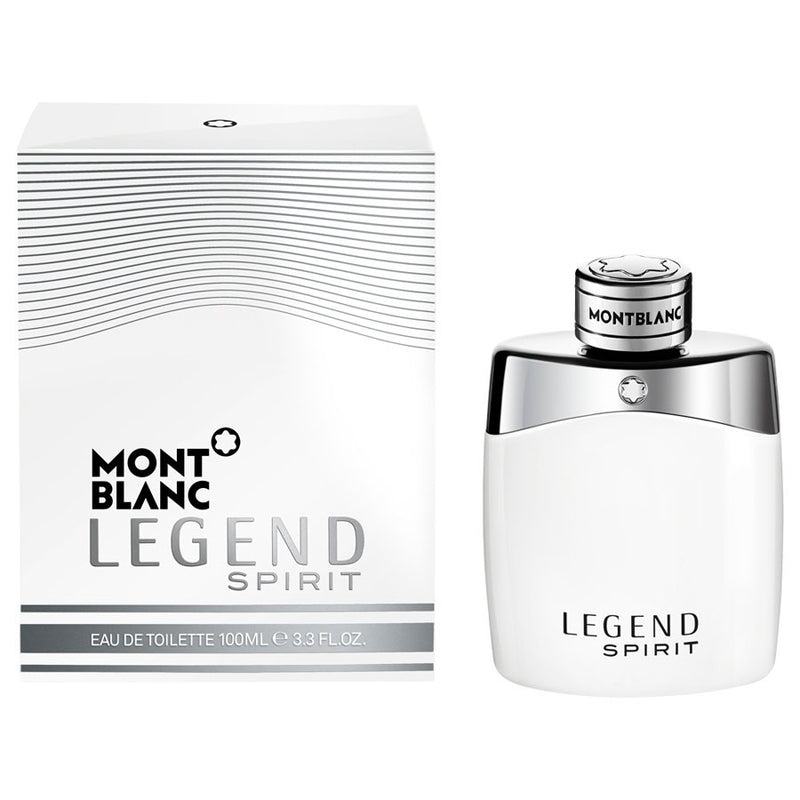 MONTBLANC - Legend Spirit para hombre / 100 ml Eau De Toilette Spray