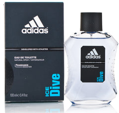 ADIDAS - Adidas Ice Dive para hombre / 100 ml Eau De Toilette Spray