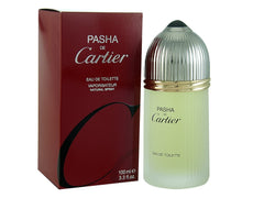 CARTIER - Pasha para hombre / 100 ml Eau De Toilette Spray