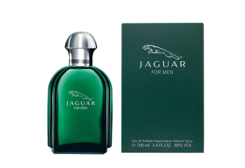 JAGUAR - Jaguar For Men para hombre / 100 ml Eau De Toilette Spray