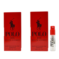 RALPH LAUREN - Polo Red para hombre / 1.5 ml Eau De Toilette Spray