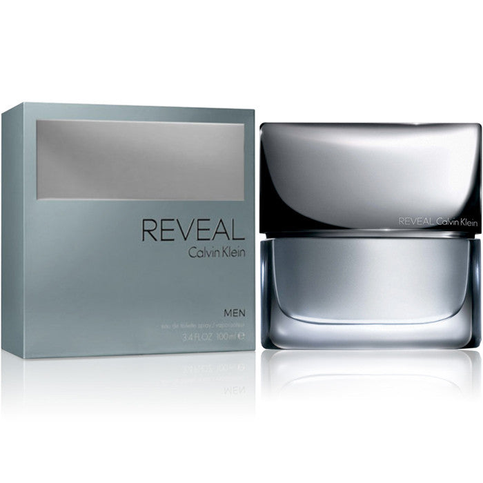 CALVIN KLEIN - Reveal para hombre / 100 ml Eau De Toilette Spray