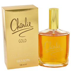 REVLON - Charlie Gold para mujer / 100 ml Eau De Toilette Spray