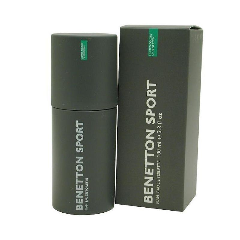 BENETTON - Benetton Sport para hombre / 100 ml Eau De Toilette Spray