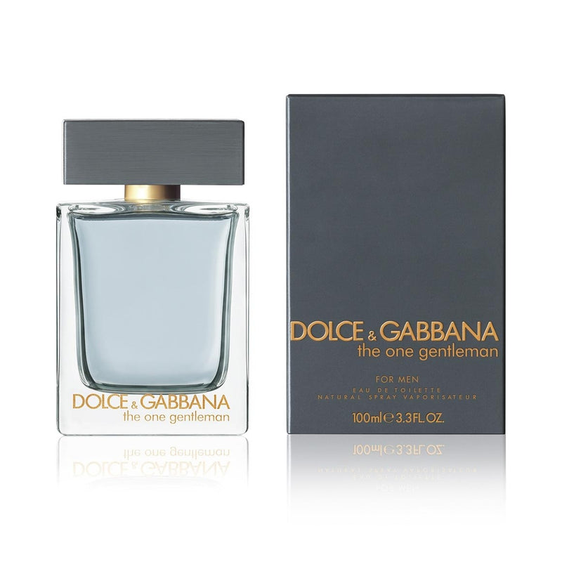 DOLCE & GABBANA - The One Gentleman para hombre / 100 ml Eau De Toilette Spray