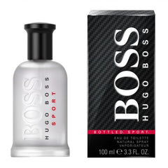 HUGO BOSS - Boss Bottled Sport para hombre / 100 ml Eau De Toilette Spray
