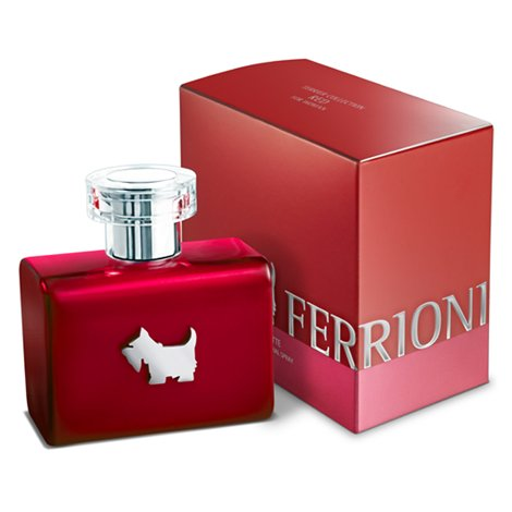 FERRIONI - Terrier Red para mujer / 100 ml Eau De Toilette Spray